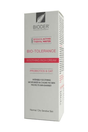 Bioder Bio Tolerance Riche Cream 30 ml 8680512626565