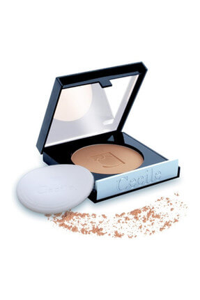 Cecile Pudra - Cecile Invisible Wet & Dry Powder 10 8698438007719