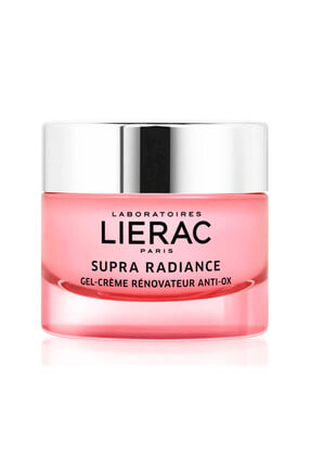 Lierac Nemlendirici Krem - Supra Radiance Anti-Ox Renewing Cream-Gel 50 ml 3508240003289