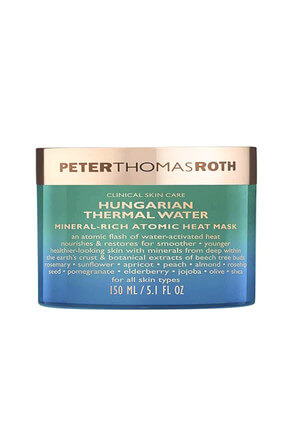 PETER THOMAS ROTH Yüz Maskesi - Hungarian Thermal Water Mineral Rich Atomic Heat Mask 150 ml 670367007396