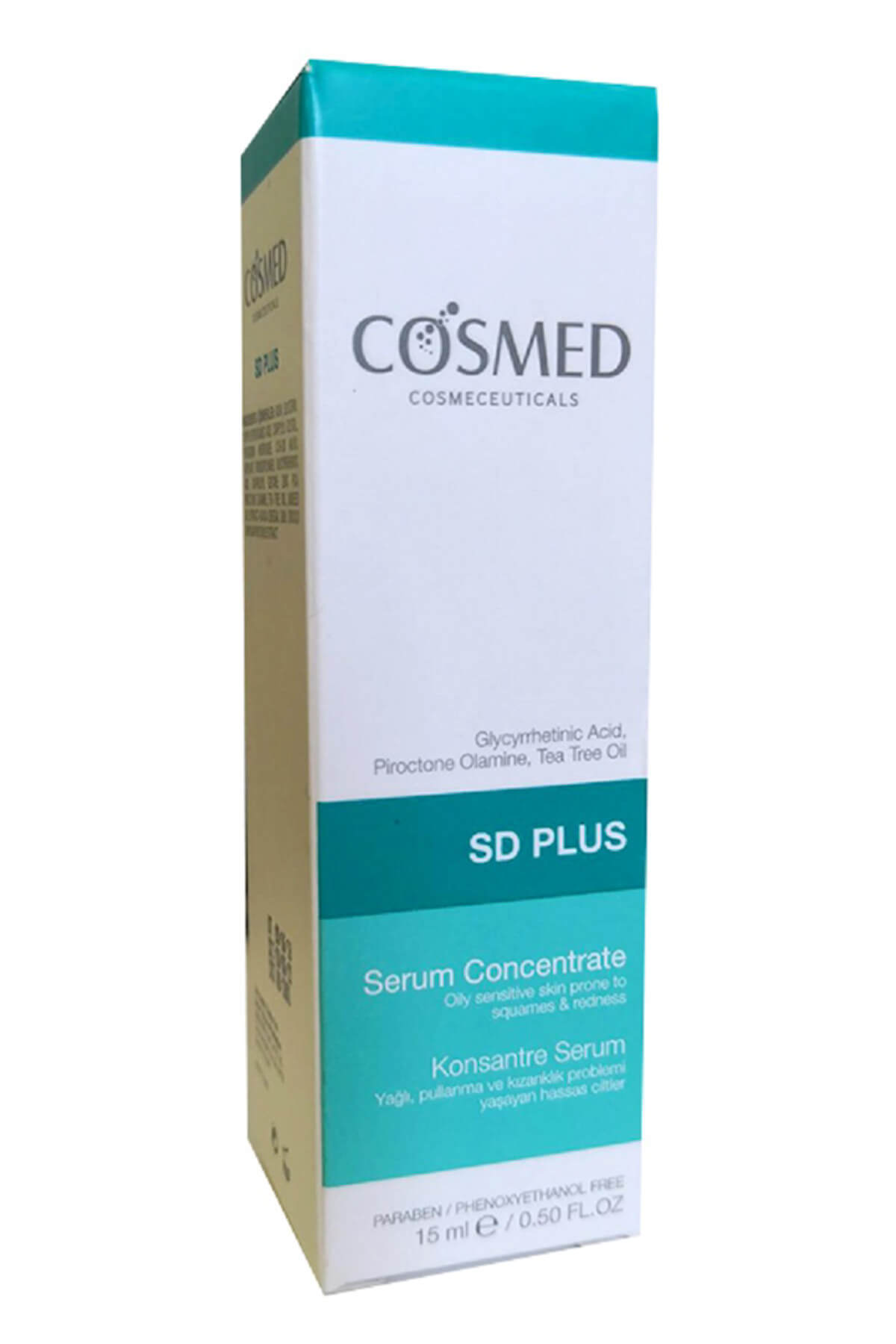 Cosmed Sd Plus Serum Concentratre 15 Ml
