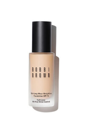 Bobbi Brown Fondöten - Skin Extended Wear Foundation Spf 15 Porcelain 30 ml 716170184098