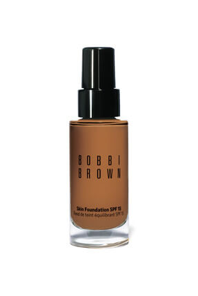 Bobbi Brown Fondöten - Skin Foundation Spf 15 No: 6.5 Warm Almond 30 ml 716170064833