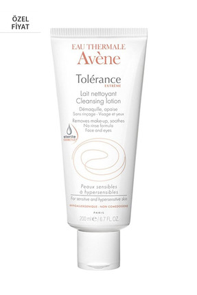 Avène Cilt Temizleme Losyonu - Tolerance Extreme Lait Cleansing Lotion 200 ml 3282770053104