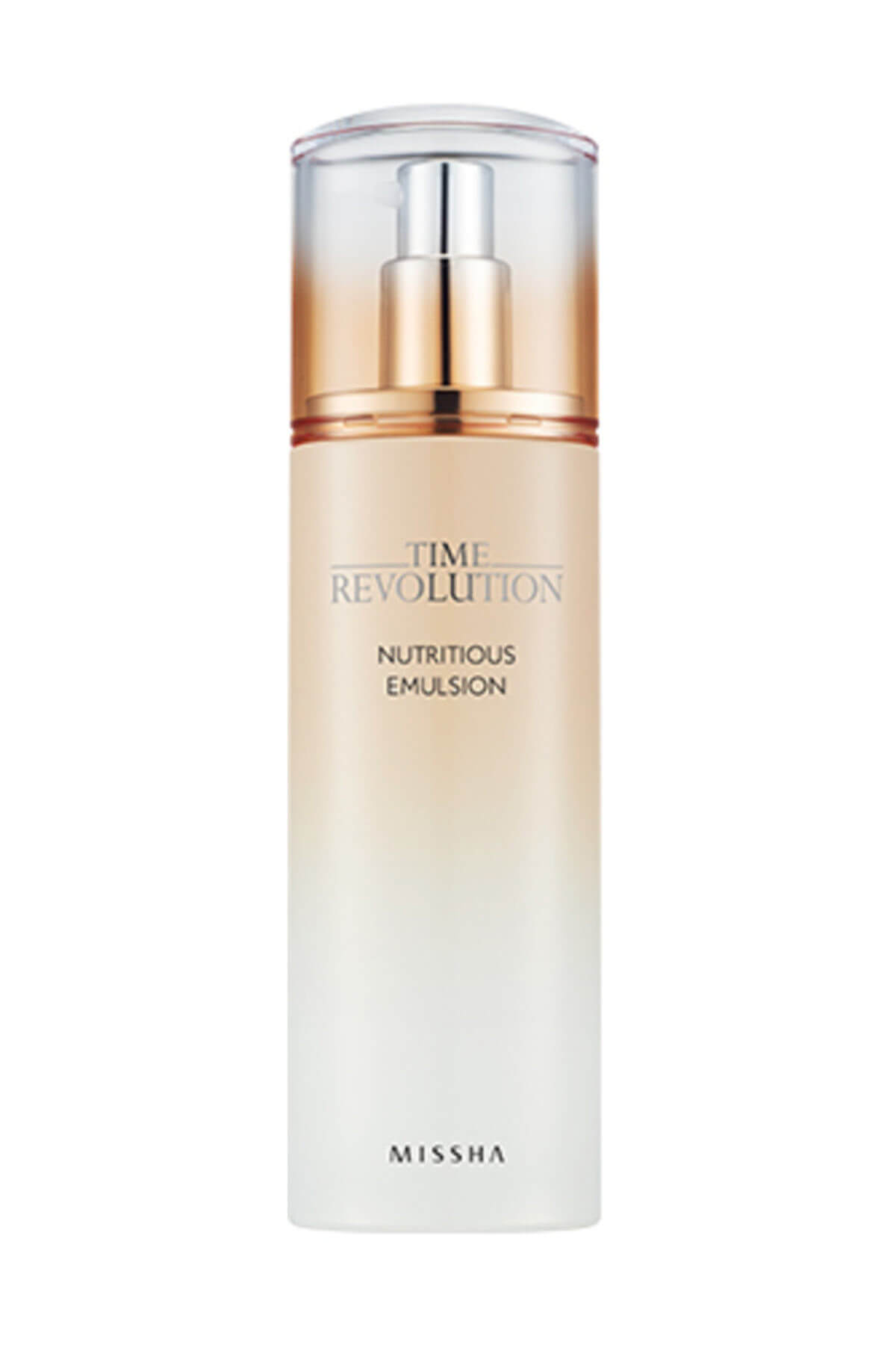 Missha Emülsiyon   Time Revolution Nutritious Emulsion 130ml