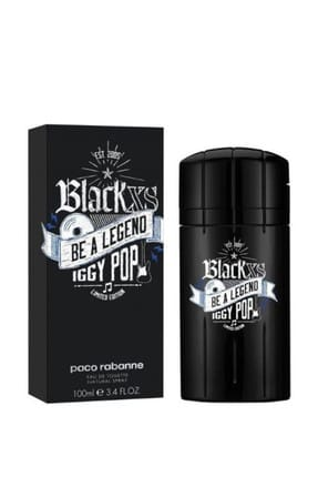 Paco Rabanne Black XS Be A Legend Iggy Pop Edt 100 ml Kadın Parfümü 3349668528912