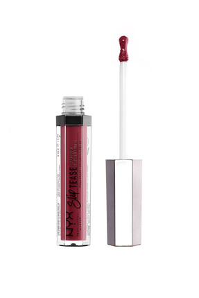 NYX Professional Makeup Ruj - Slip Tease Full Color Lip Lacquer Rosy Outlook 800897169664
