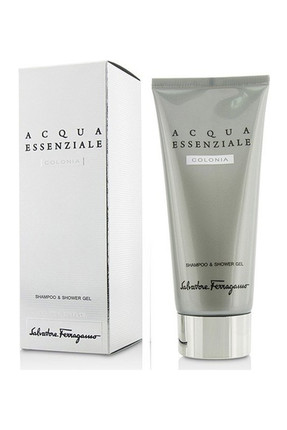 Salvatore Ferragamo Duş Jeli - Aqua Essenziale Colonia Shampoo & Shower Gel 200 ml 8034097957857