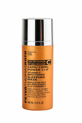 PETER THOMAS ROTH Canlandırıcı Yüz Maskesi - Camu Camu Power Cx30 Vitamin C Sleeping Mask 100 ml 670367011867