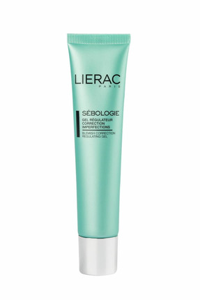 Lierac Akneli Ciltler için Düzenleyici Krem - Imperfections Correction Regulating Gel 40 ml 3508240001841