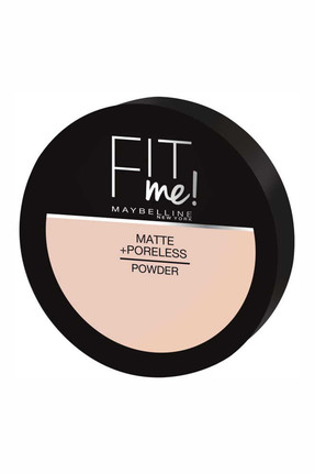Maybelline Pudra - Fit Me Matte Poreless Powder 128 Nude 8992304057007