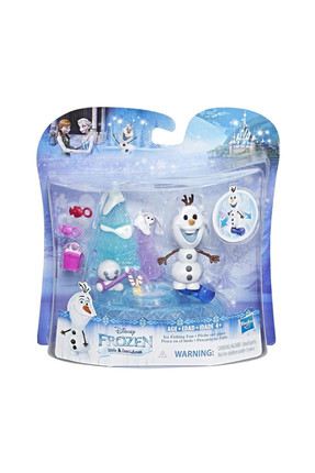 Disney Disney Frozen Little Kingdom Hikaye Seti B5188-E0232 U264739 /