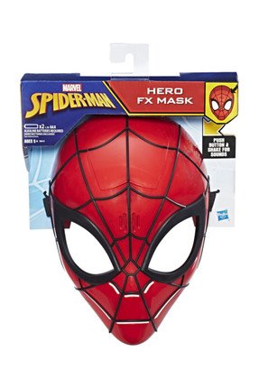 Spiderman E0619 Spıder-Man Elektronik Maske Spider-Man +5 Yaş /