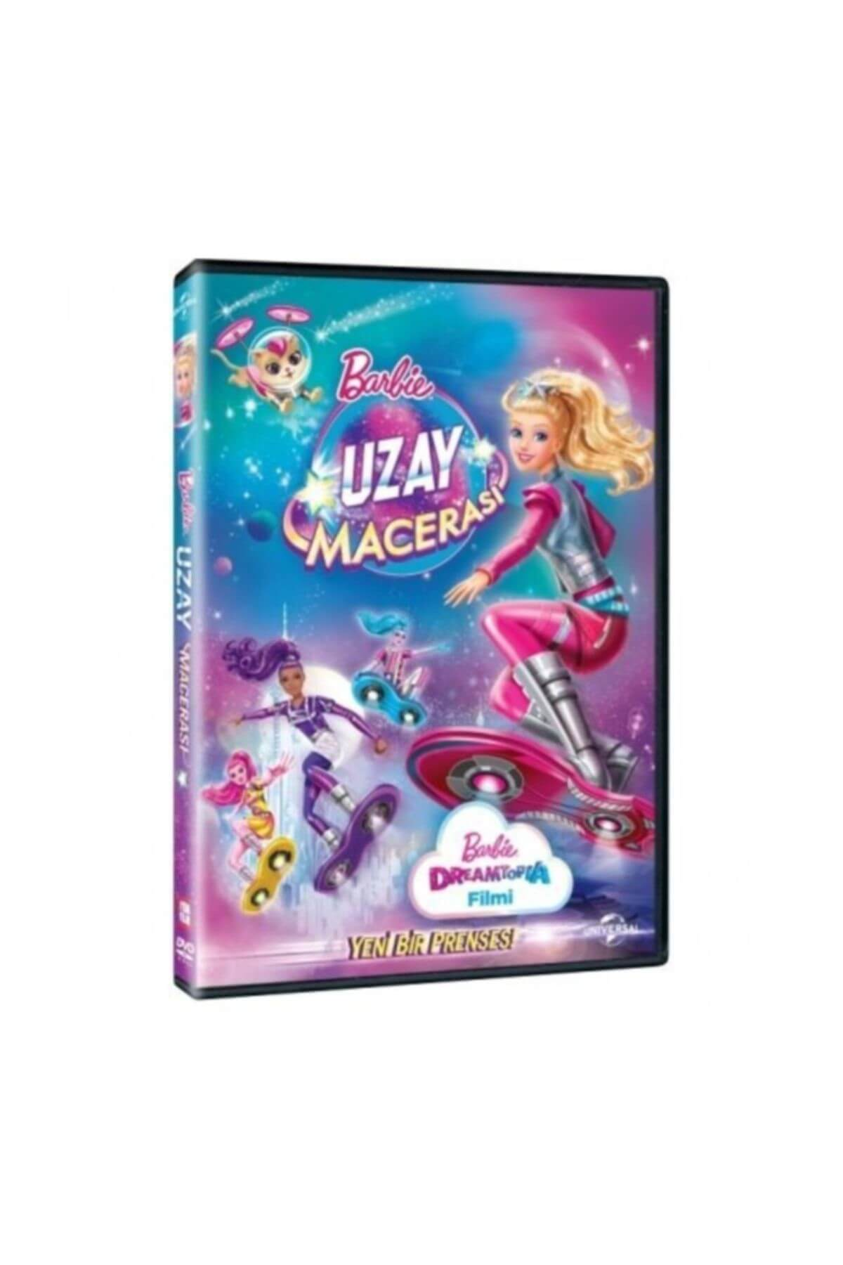 Diğer Dvd Barbie: Starlight Adventure   Uzay Macerasi