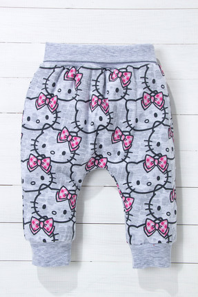 Hello Kitty Gri Pantolon