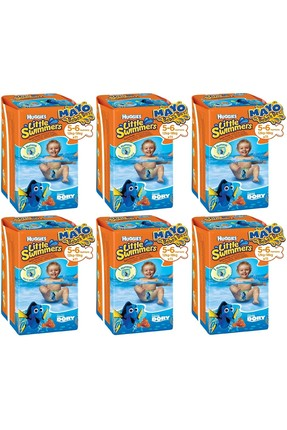 Huggies Little Swimmers Mayo Bez 5-6 Beden 66 Adet