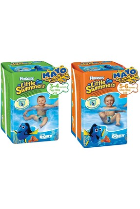 Huggies Little Swimmers Mayo Bez Karma Koli 36 Adet