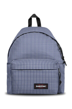 Eastpak Padded Pak'R Sırt Çantası Gingham Blue /