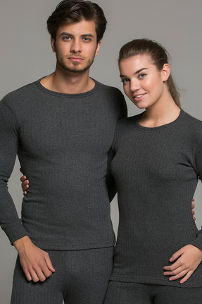 Thermoform Soft Unisex Uzun Kol Fanila