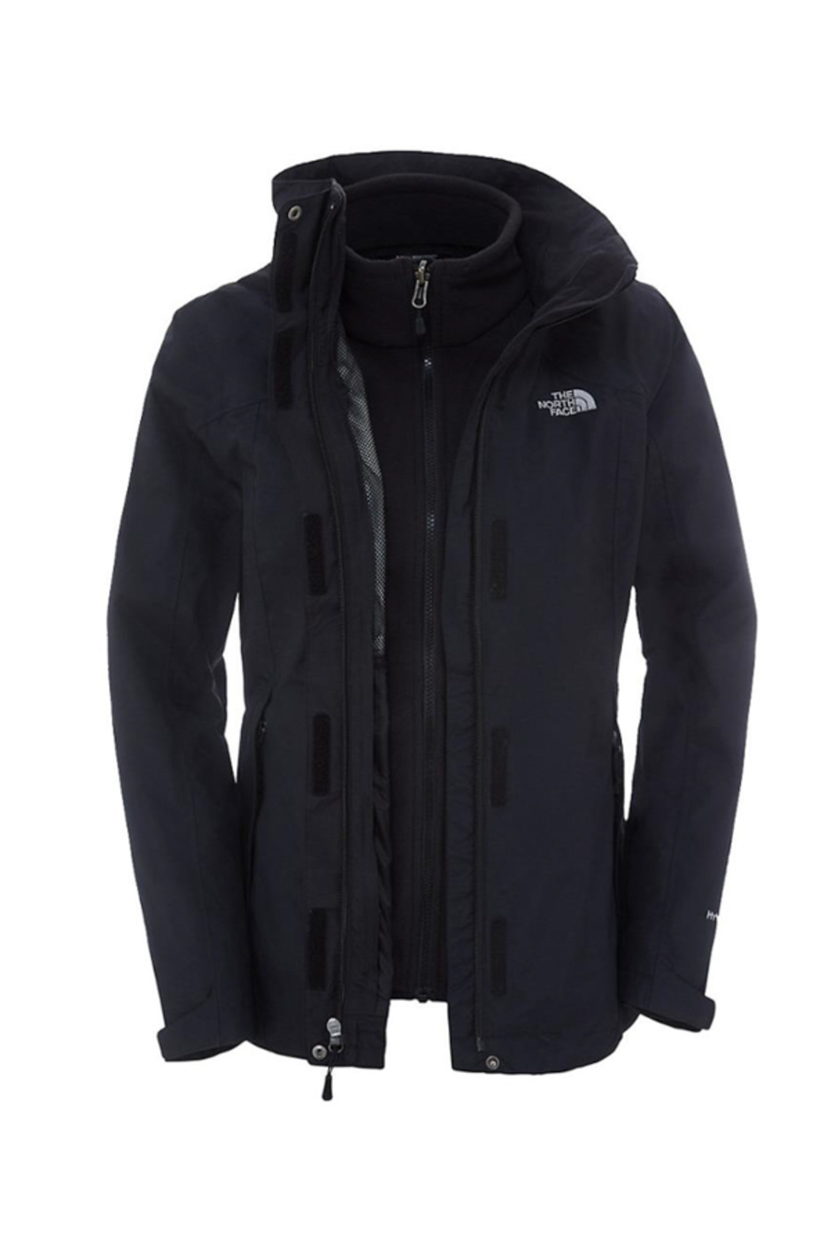 The North Face The North Face Evolution Iı Triclimate Kadın Mont Siyah – 1068.81 TL