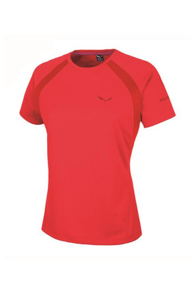 SALEWA Kadın Salewa - Puez Dry'Ton Women Short Sleeve T-Shirt
