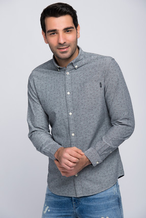 Jack & Jones Gömlek - Murtough Originals Shirt LS 12130331