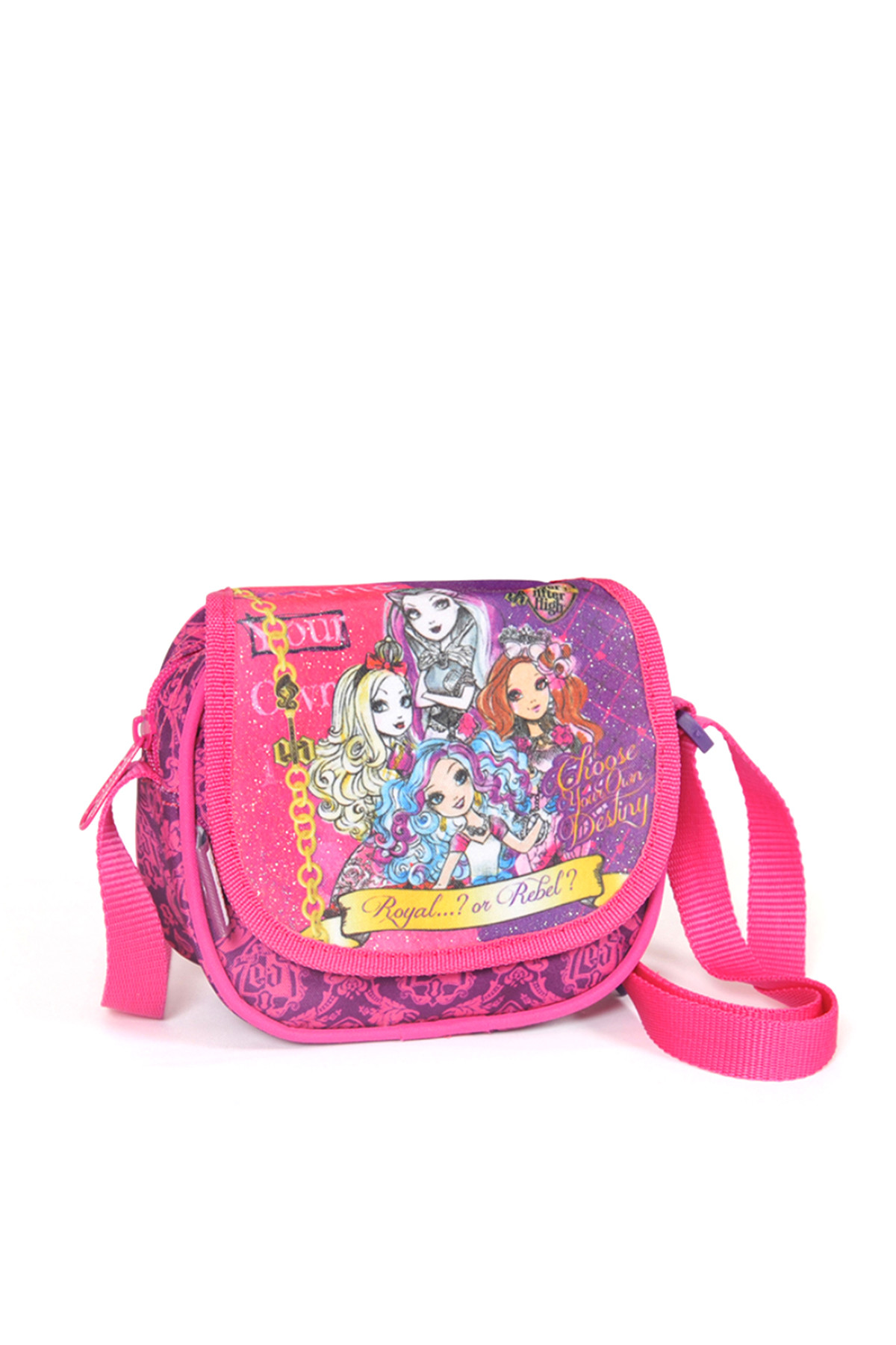 Ever After High Yaygan 22552 Oval Omuz Çantası Ürün Resmi