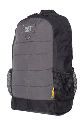 CAT Gri Unisex Sırt Çantası KRT.CAT.83431-172