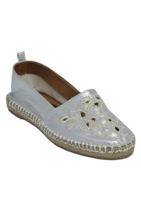 David Jones Lame Kadın Espadril AED.36.317.S04
