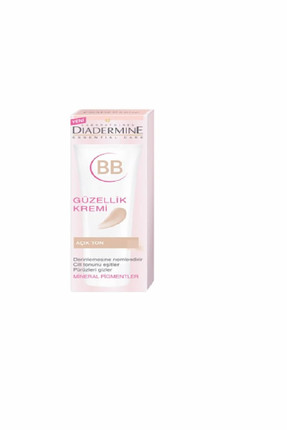 Diadermine BB Krem - Essentials Açık Ton 50 ml