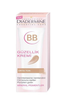 Diadermine BB Krem - Essentials Orta Ton 50 ml
