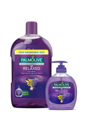 Palmolive Sıvı Sabun Aroma Sensation So Relaxed 1500 ml + 500 ml