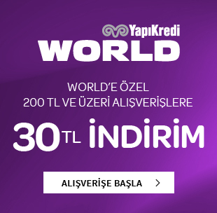 World Card İndirim