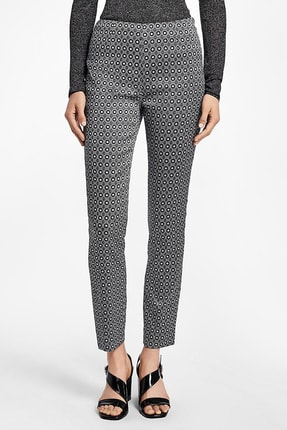 Brooks Brothers Kadın GREY MULTI Pantolon