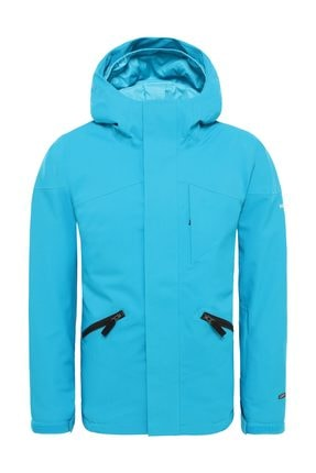 The North Face Lenado Insulated Kız Çocuk Mont Mavi