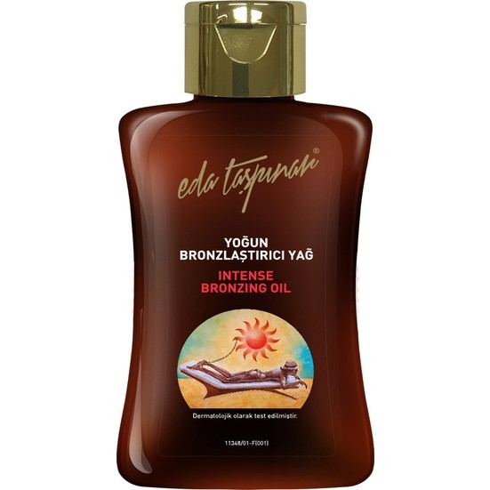 Eda Taşpınar Intense Bronzing Oil 50 ml