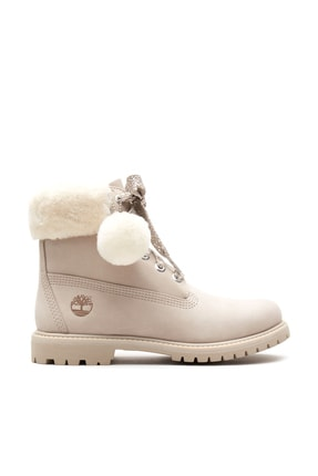 Timberland 6in Premium w/Shearling