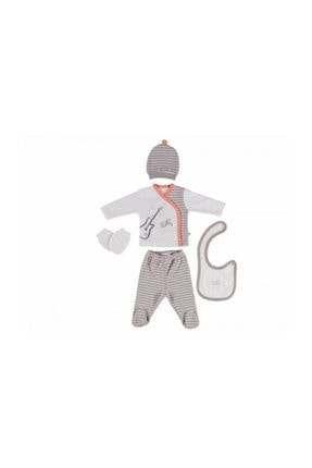 Bibaby Rock Star 5li Set Kahve