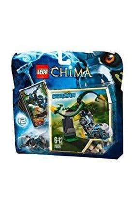 Legends of Chima 70109 Whirling Vines RS-L-70109