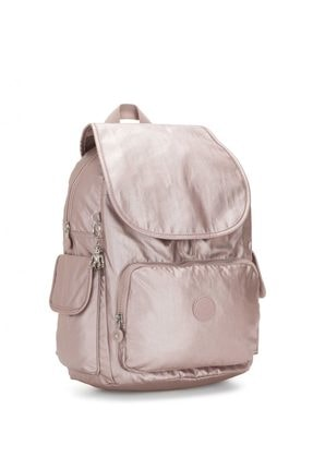 Kipling Metallic Rose Unisex  City Pack Basic Plus K24681