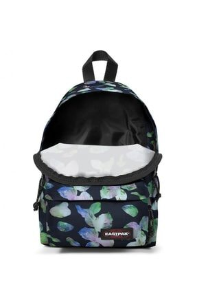 Eastpak Black Denim Unisex  Orbit Xs Sırt Çantası Ek043