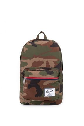 Herschel Black Unisex Herschel Pop Quiz Co Sırt Çantası 10011