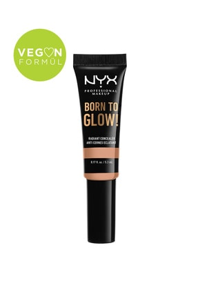 NYX Professional Makeup Kapatıcı - Born To Glow Naturally Radiant Concealer 7.5 Soft Beige 800897196967