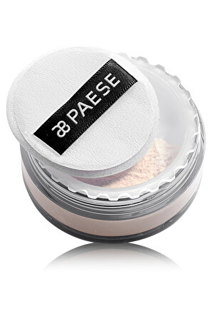 PAESE Pudra  High Definition Loose Powder 01 Light Beige 15 G 5901698576226 00145  75.0 TL
