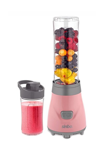 Shb 3150 Smoothie Blender Seti (Pembe)