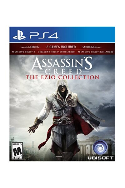 Assassin's Creed The Ezio Collection PS4 Oyun