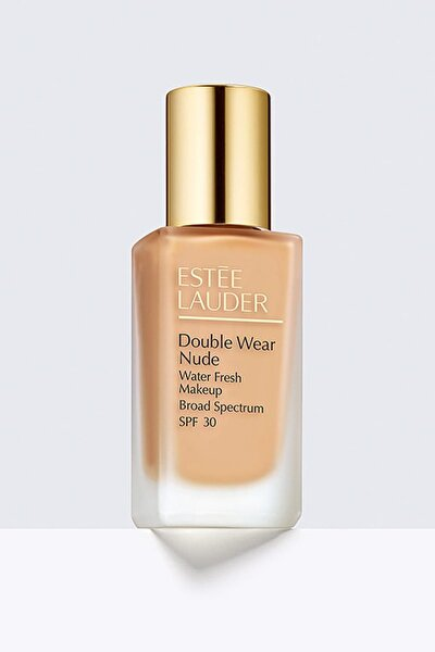 Fondöten - Double Wear Nude Water Fresh Foundation Spf 30 1W2 Sand 30 ml 887167332157