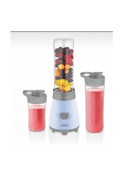 Shb-3150 Smoothie Blender Seti Mavi