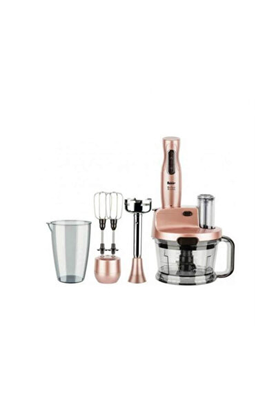 Fakir Mr.Chef Quadro Altın Rosie 1000 W Blender Seti