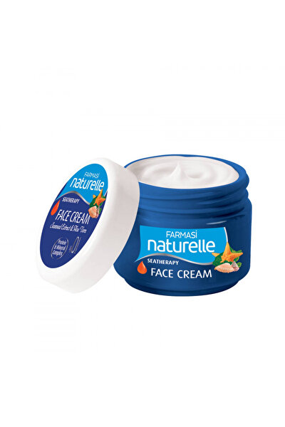 Naturelle Nemlendirici Yüz Kremi - Sea Therapy 110 ml 8690131107192